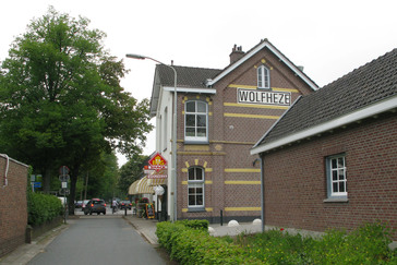 NS Station Wolfheze
